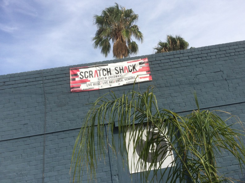 Scratch Shack, Tucson AZ