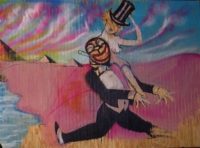 Oasis Mural 2