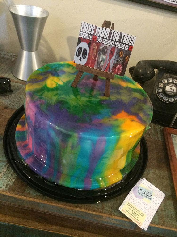 TFT Cake
