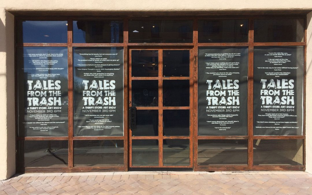 Tales From The Trash X Tucson